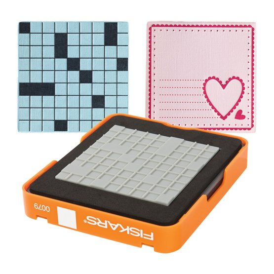 Thick Material Medium Design Set - Square