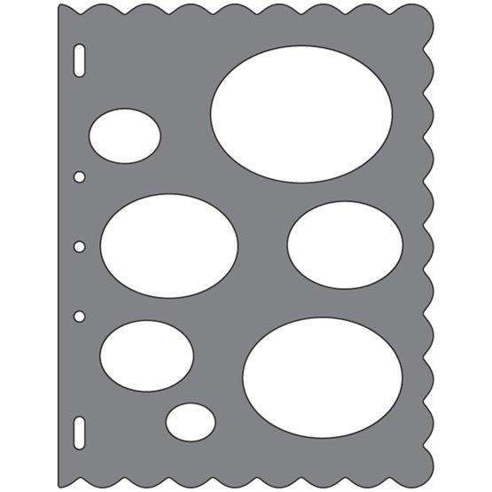Shape Template™ - Ovals