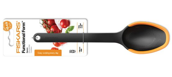 Fiskars - Product safety recall (Functional Form Spoon)