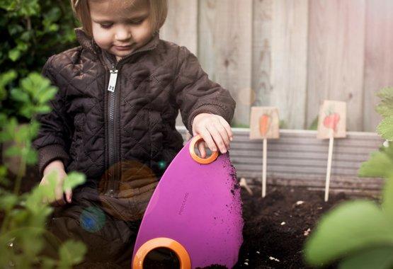 Make gardening time playtime