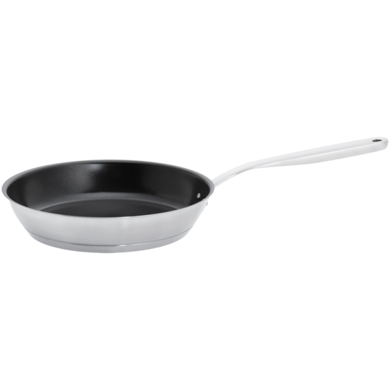 All Steel Frying Pan 24cm