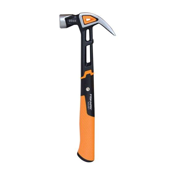 Fiskars 560g/20oz Claw Hammer