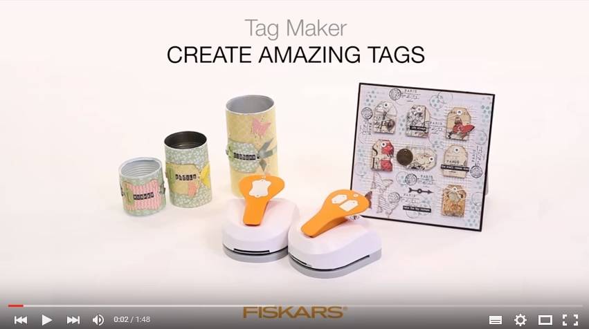 3 in 1 Tag Maker- Simple