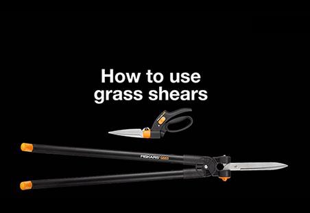 Servo-System™ Grass Shear